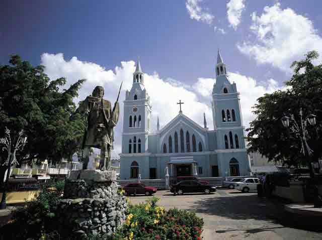 Plaza de Recreo de Aguada