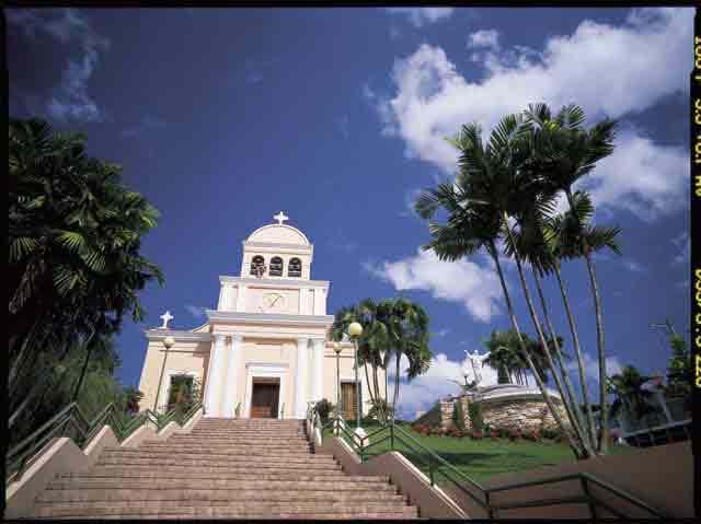 la ville de moca, lieu de départ de la légende du chupacabra