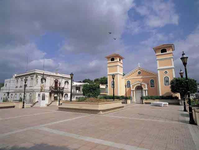 Plaza Juan Ramirez Ortiz