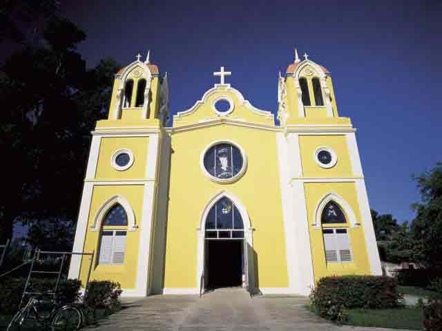 Parroquia San Antonio Abad