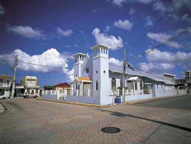 Plaza de Recreo de Las Marias
