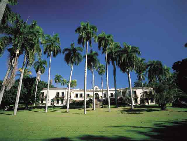 Tropical Agriculture Research Station