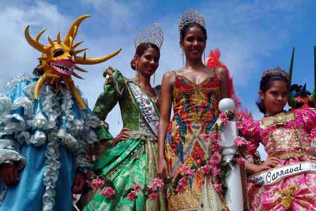 Karneval in Ponce