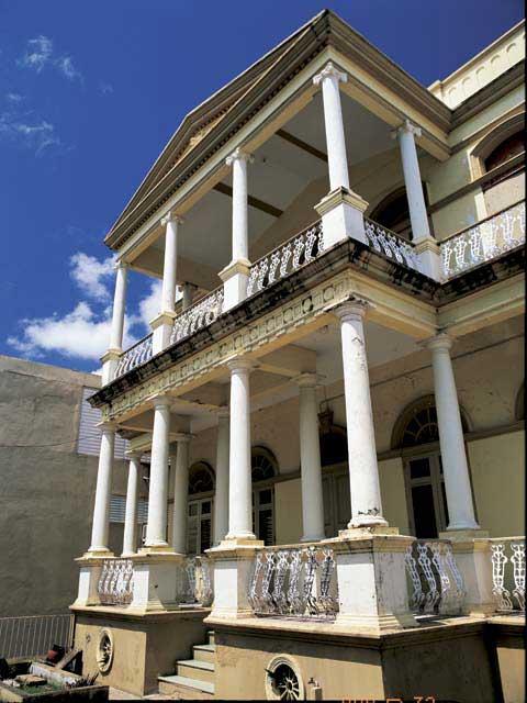 Residencia de Maria Luisa Rodriguez de Negron