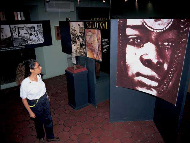 Museo de Nuestra Raiz Africana