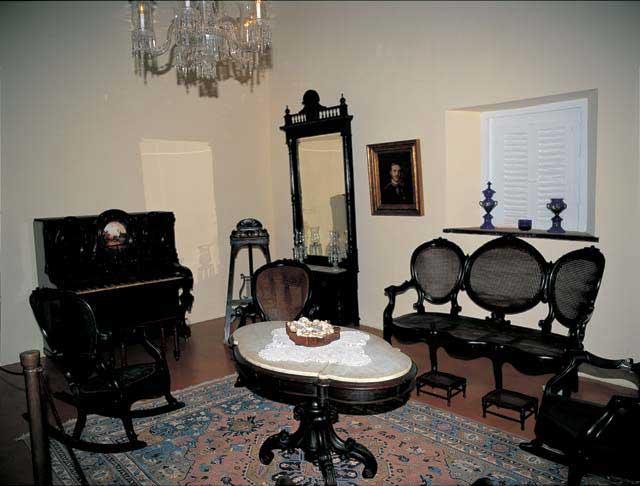 Casa de la Familia Puertorriquena del Siglo XIX