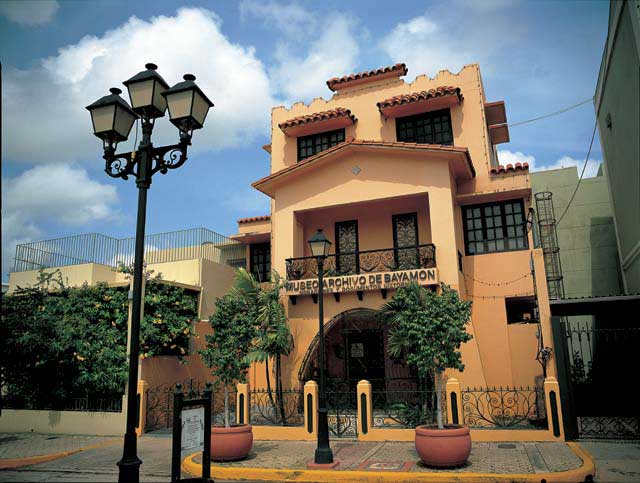 Museo de Archivo e Historia de Bayamon