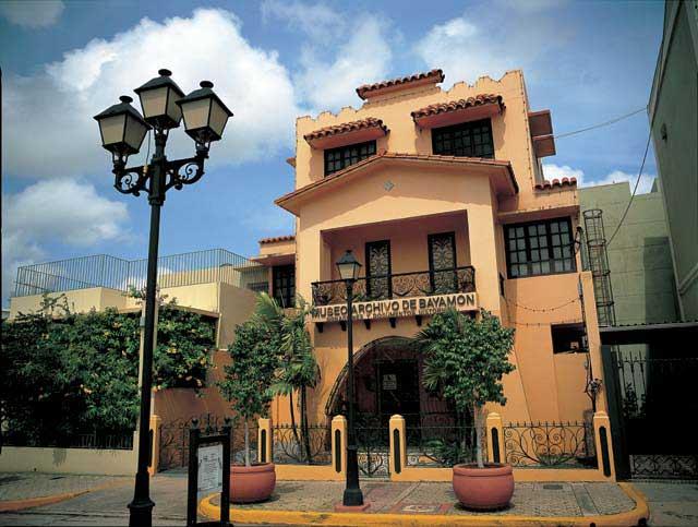 Museo de Archivo e Historia de Bayamon