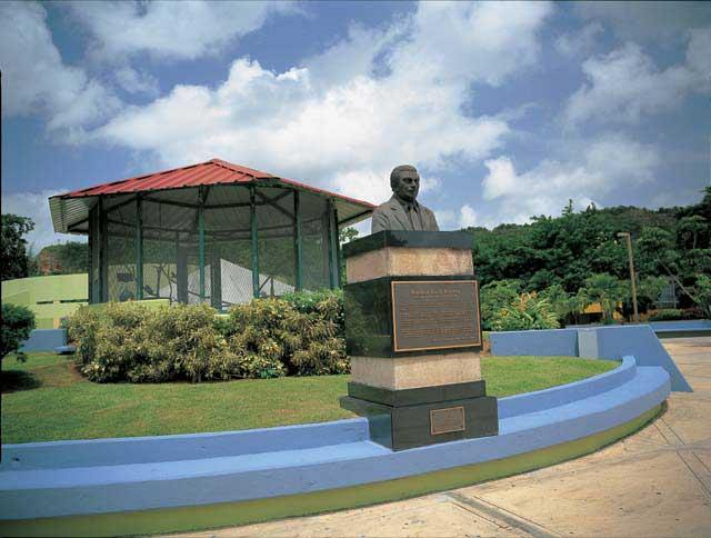 Plaza de Recreo de Eugenio Maria de Hostos