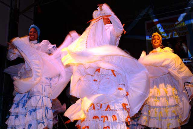 Festival Costero de Bomba y Plena