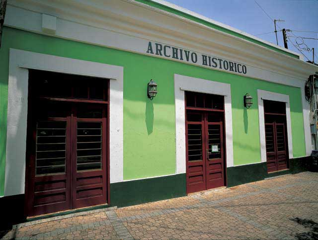 Archivo Historico de Manati