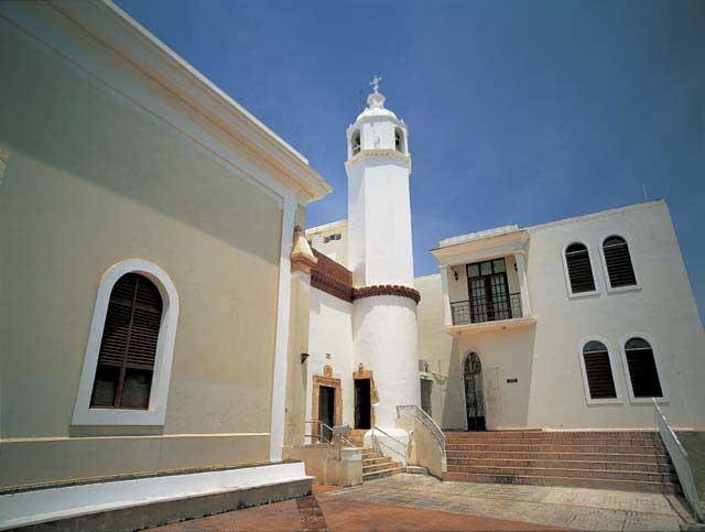 Iglesia Nuestra Senora de la Candelaria y San Matias Apostol