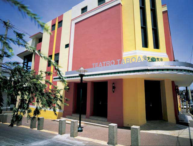 Teatro Taboas de Manati