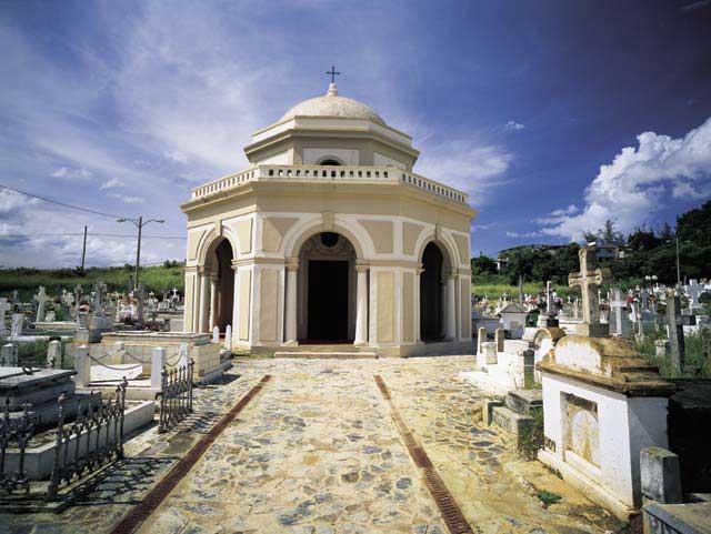 Antiguo Cementerio Municipal