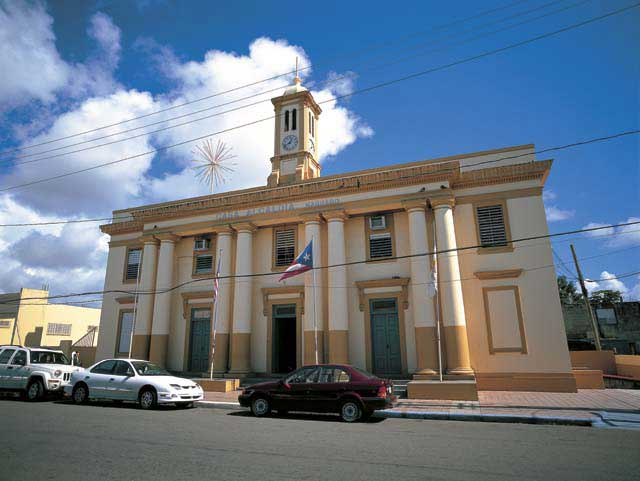 Naguabo Mayor's Office
