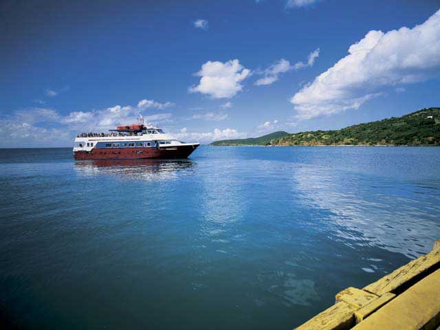 Ferry, Culebra Terminal