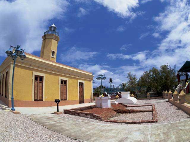 Faro de Punta Figuras