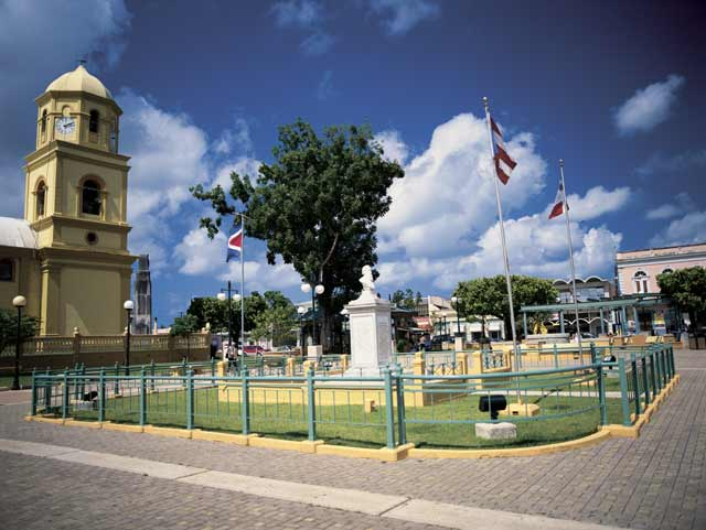 Plaza de Recreo Ramon Emeterio Betances
