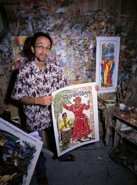 Samuel Lind Art Studio