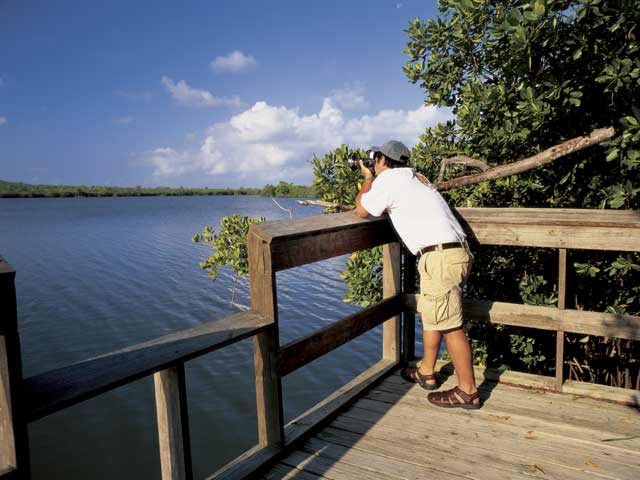 Laguna Kiani Overlook