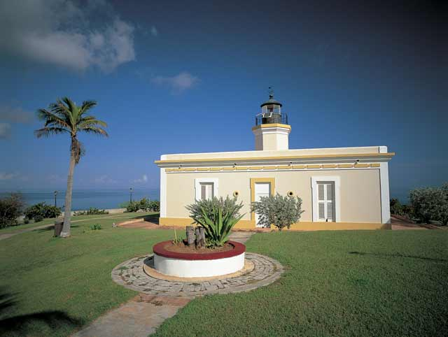 Faro Punta Mulas