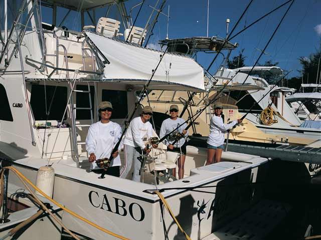 7th Sailfish Fishing Tournament