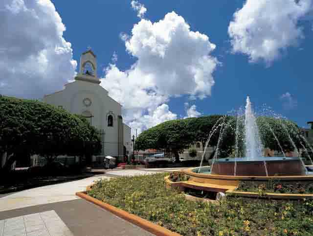 Parroquia Inmaculado Corazon de Maria