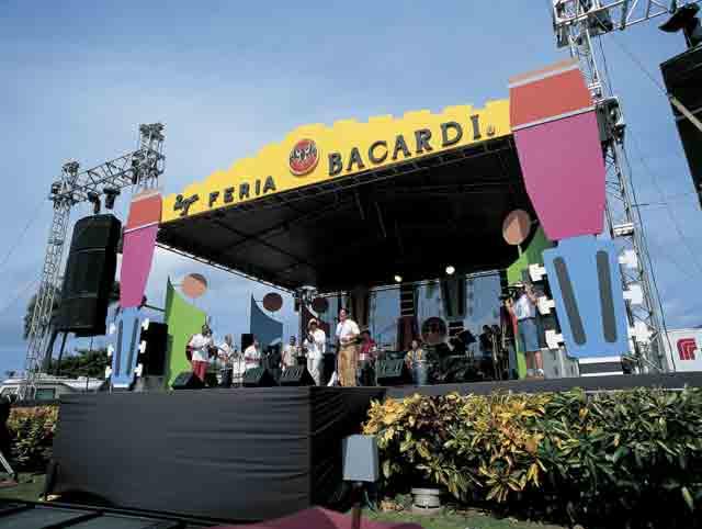 Feria Bacardi