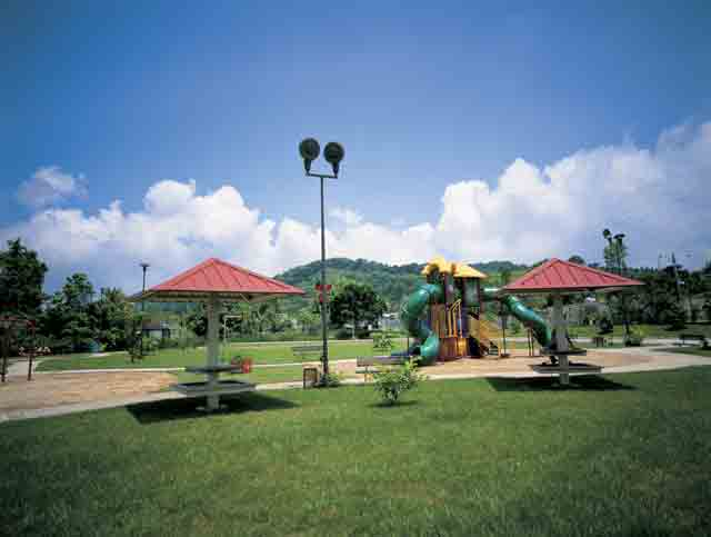 Area Recreativa La Ceiba