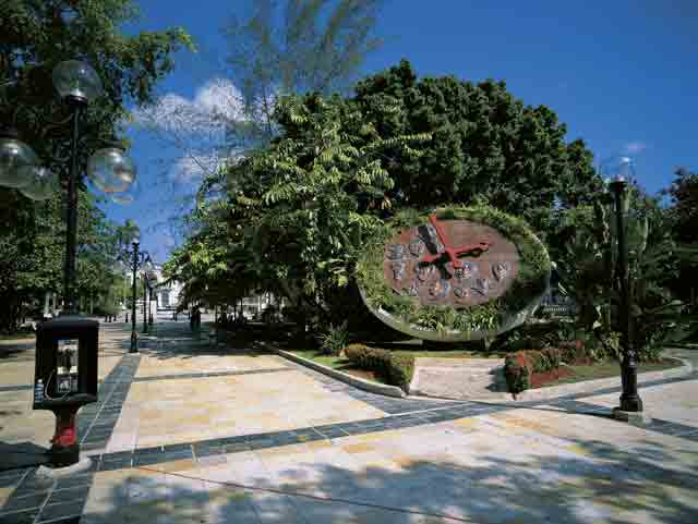 Plaza Santiago Palmer