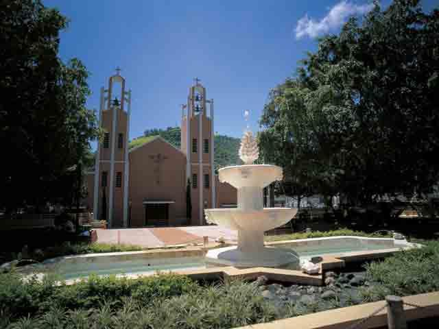 Plaza de Recreo de Comerio
