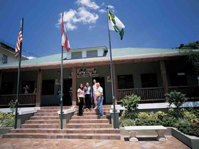 Casa de la Cultura Cacique Comerio