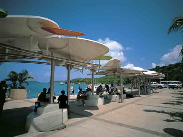 Plaza de Recreo de Culebra/Frente Portuario