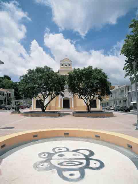 Plaza de Recreo Nemesio R. Canales