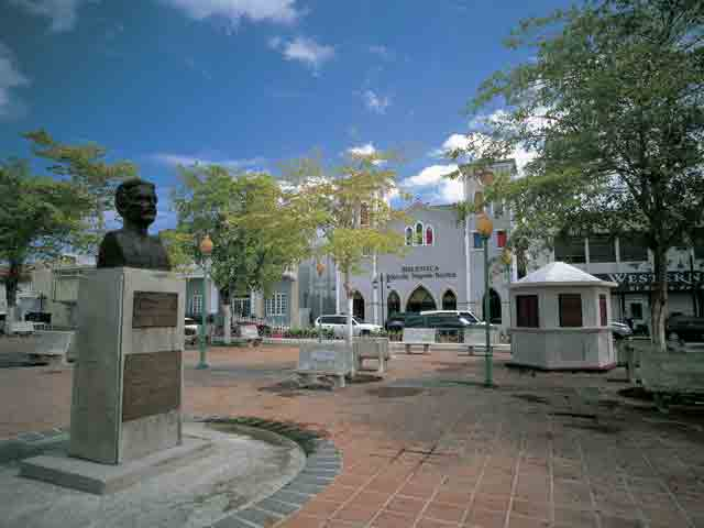 Plaza de Recreo Roman Baldorioty de Castro