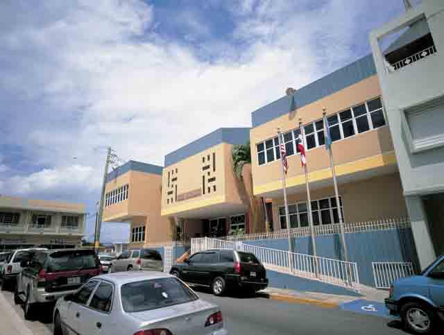 Plaza de Recreo de Moca