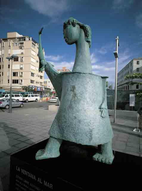 Plaza de la Gran Ventana al Mar