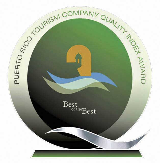 Quality Award, PRTC