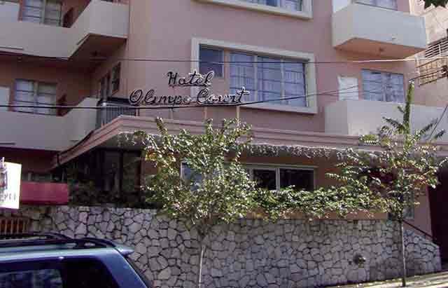 Hotel Olimpo Court