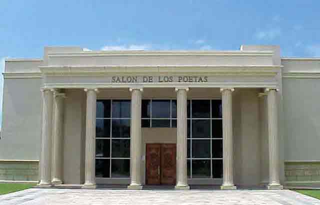 Salon de los Poetas