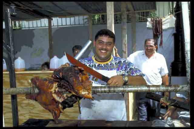 Barranquitas Patron Saint Festival