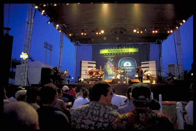 Puerto Rico Heineken Jazz Fest