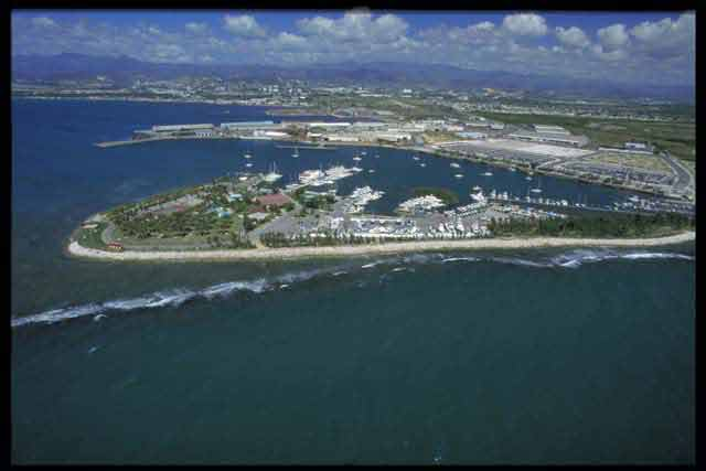 Ponce Yacht and Fishing Club