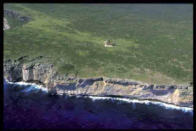 Faro de la Isla de Mona